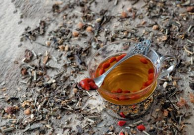 Goji-Saft – süß, leicht säuerlich, aber vor allem sehr gesund